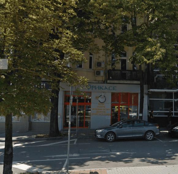 """Local de comida rápida """"Frikase"""""""