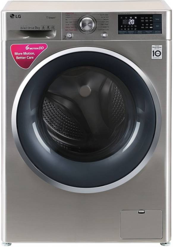 FHT1409SWS - LG 9KG - Washing Machine for Large Family in India