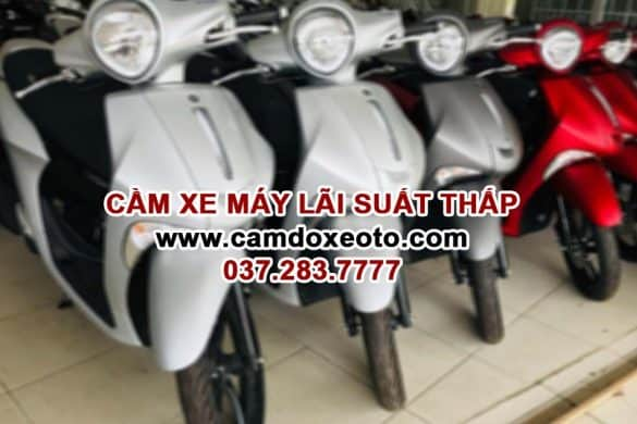 cam xe may