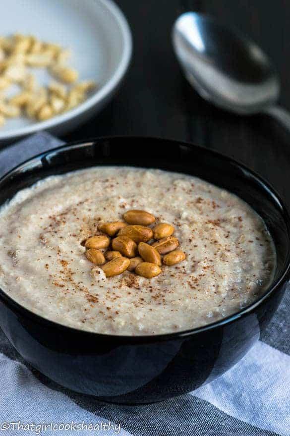 Peanut porridge2