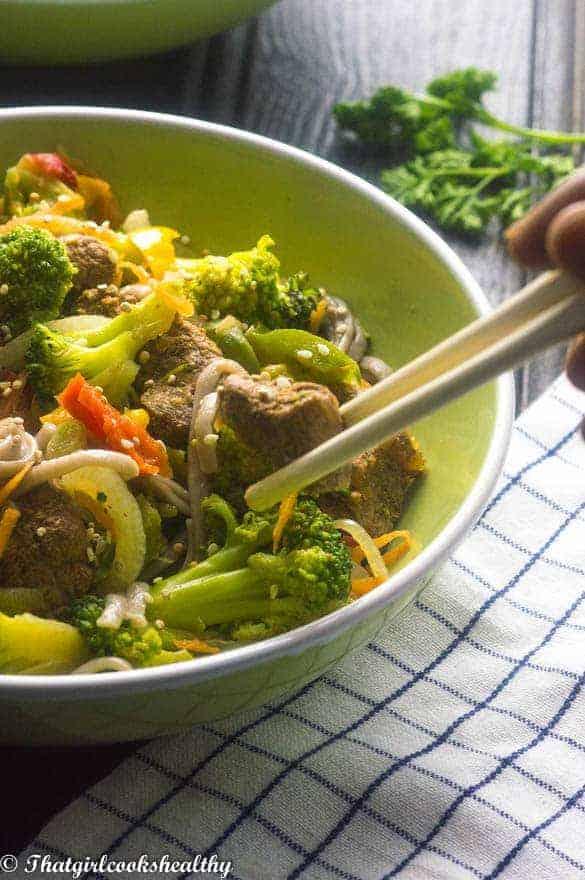 Beef-noodles