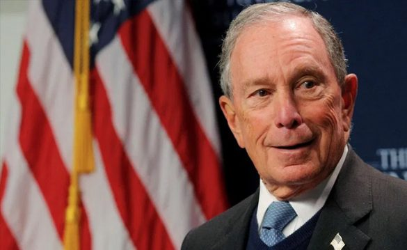 Michael Bloomberg Apologizes for Stop and Frisk