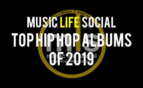top hip hop albums 2019