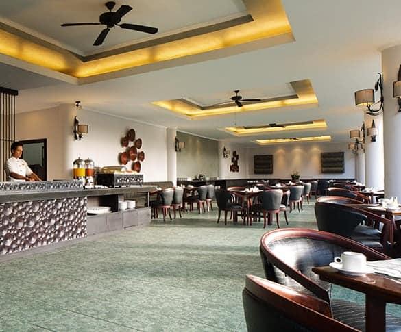 Lotus Restaurant - White Rose Kuta Resort