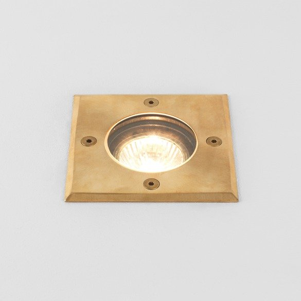 Astro 1312004 Gramos Coastal Square Natural Brass