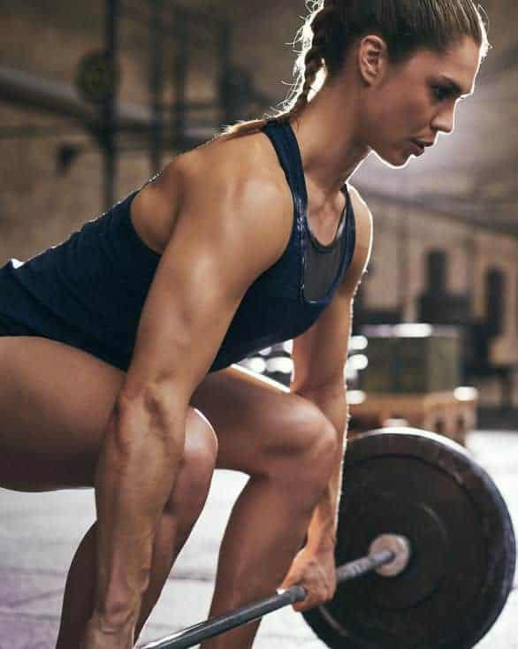 womens CrossFit workouts