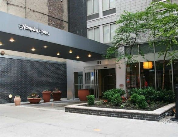 new york hotels for families