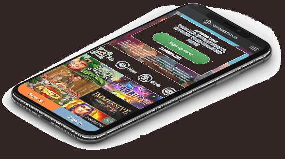 Conquestador Mobile Games and App