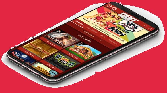 Rant Casino Mobile App