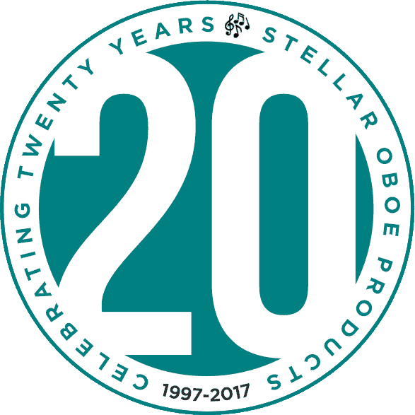 stellar oboe products 20th anniversary