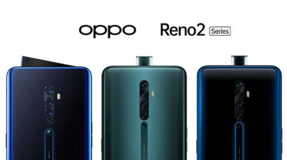 Harga Oppo Reno 2