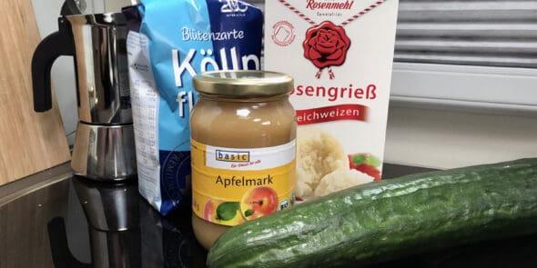 Heimische Lebensmittel