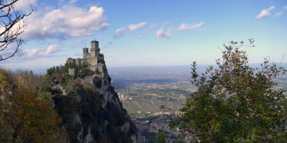 San Marino Torre Guaita