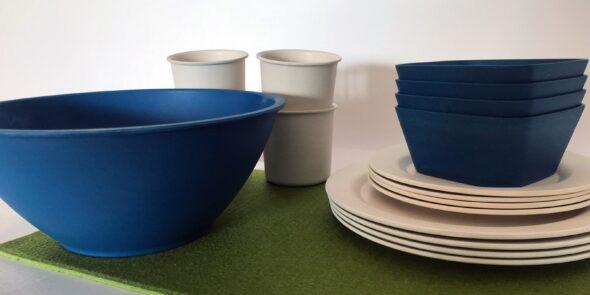 Küchenzubehör - Bambusgeschirr