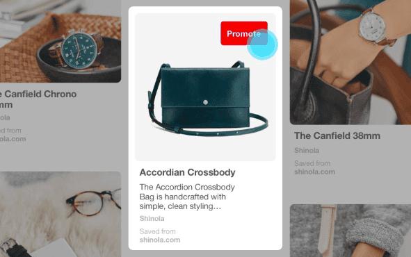Pinterest Ad Formats: Standard Pins