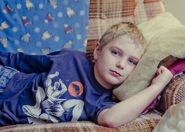 children seeing benefits from ketamine treatment for migraines