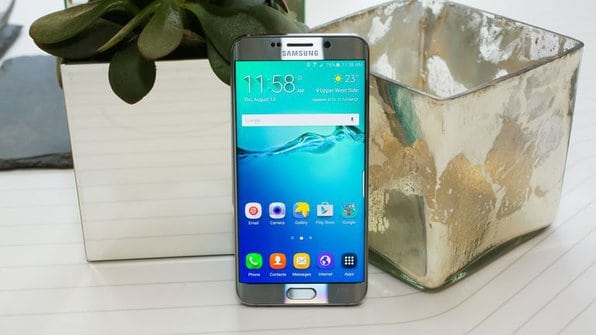 Galaxy S6 stops working after installing third party themes