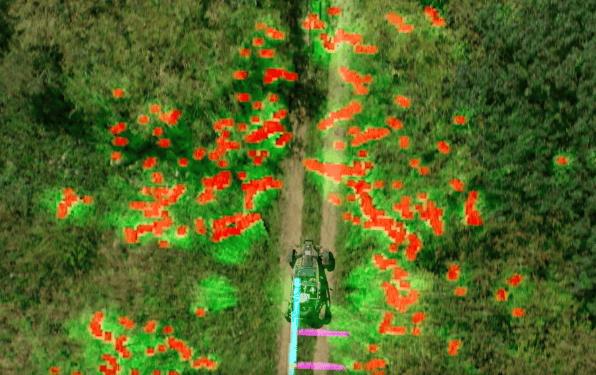 radar based localisation