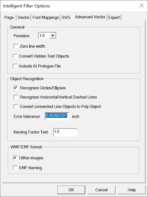 pdf2picture advanced vector options
