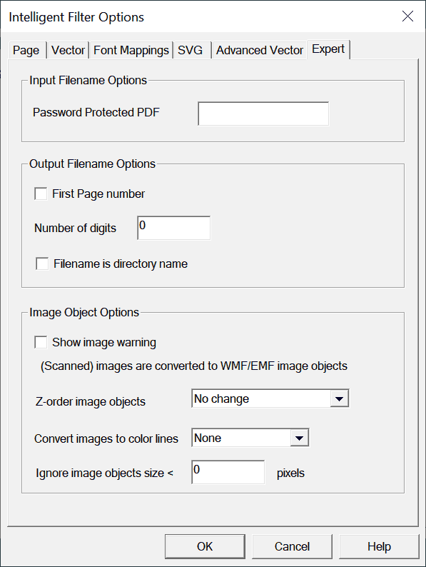 pdf2picture expert options