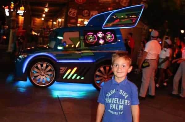 vacations for families with toddlers, vacations for families with toddlers who love cars, Cars Land Disney, Disney Cars Land