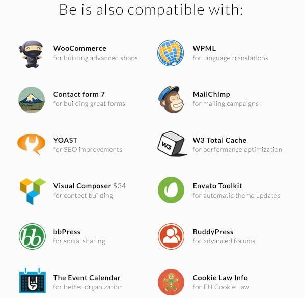 betheme download compatibility