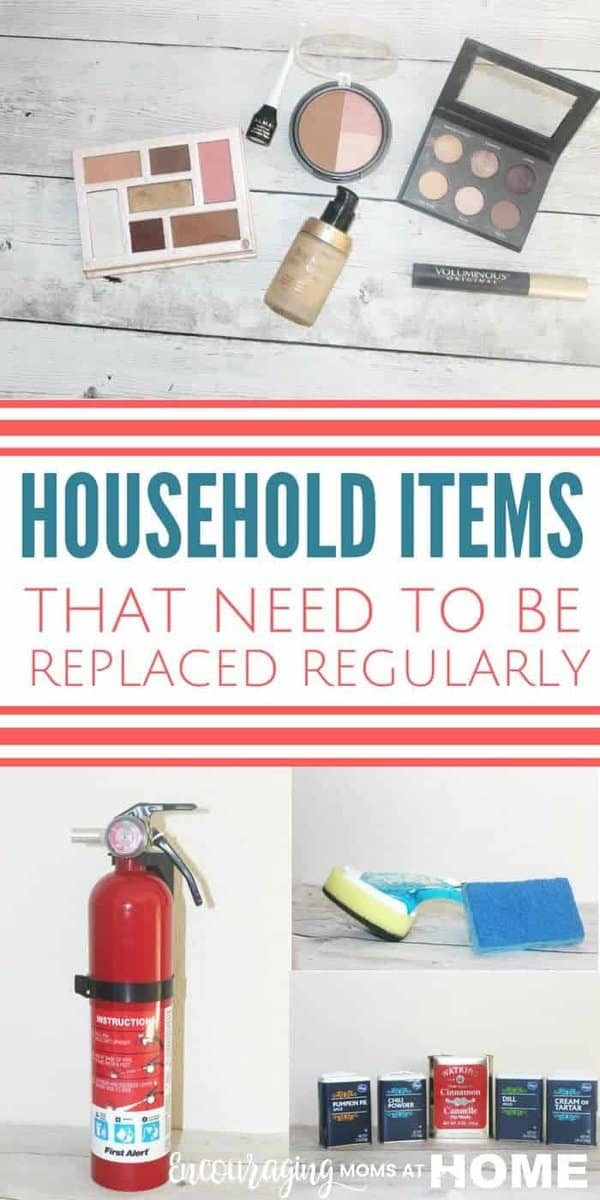 Did you know that there are items around our house that need to be replaced regularly? Those items are easily looked over or forgotten. Here is a helpful FREE guide to keep you on top of 13 common household items that need to be replaced to keep you and your family safe.