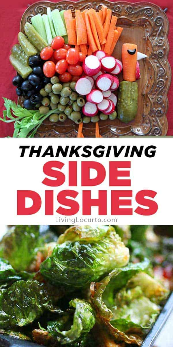 BEST Thanksgiving Side Dish recipes that everyone will love this holiday! Family favorite tried and true side dishes for Thanksgiving dinner.