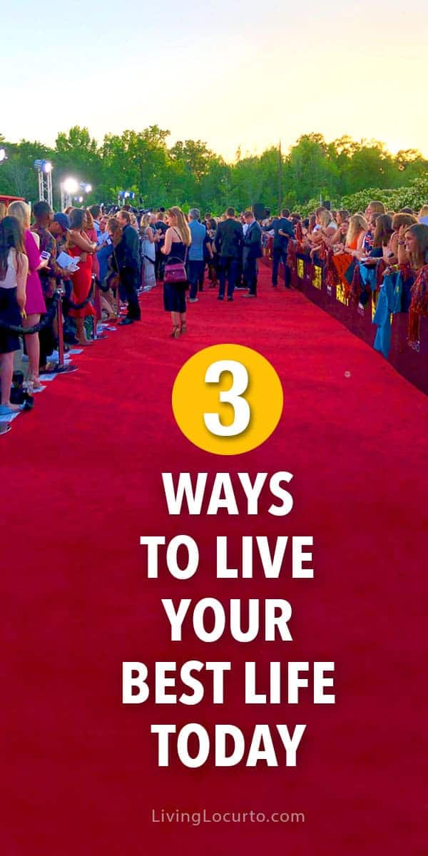 These are great tips! Are you living your best life? Ask these questions to help keep you on the path to living the life you've always wanted. Life of the Party movie premiere red carpet photos and self help tips for women and busy moms. #lifeoftheparty #wbpartner #selfhelp #life #tips #motherhood #moms #LivingLocurto #howto #movie #redcarpet