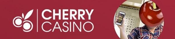 CherryCasino games and software