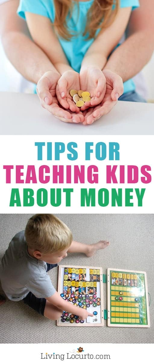 How to teach young children to save, give and manage money. Starting good money habits while kids are young will help them greatly as adults.