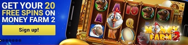 Mongoose 30 free spins no deposit required