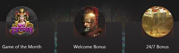 Slots Empire Casino - Real Time Gaming