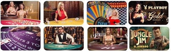 Microgaming Casino Live Dealer