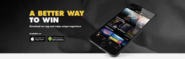 Bethard Casino mobile gaming