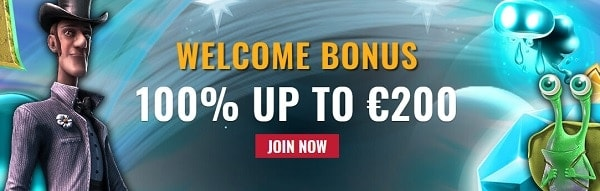 Rembrandt Casino welcome bonus