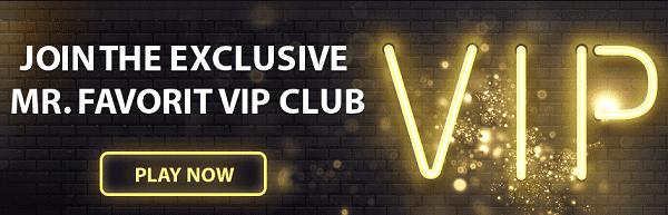 MrFavorit.com VIP Bonus