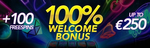 100 free spins on Fruit Spin game