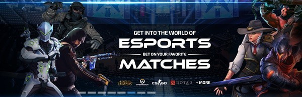 PlayBetr E-Sport, Sportsbook, Casino