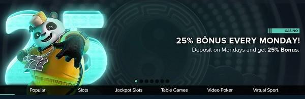 MicBet Casino 25% reload bonus and tournament