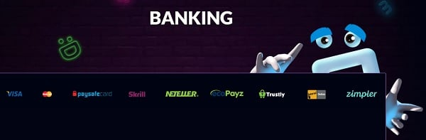Wild Jackpots Casino deposits and withdrawals