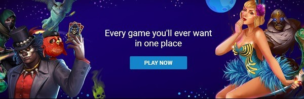 AstralBet Casino games and software