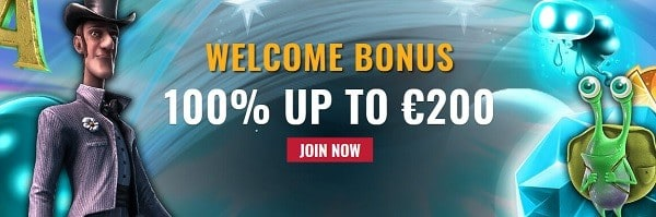 Rembrandt Casino welcome bonus (100% extra and 10 free spins)