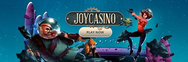 Joy Casino sign up and log in