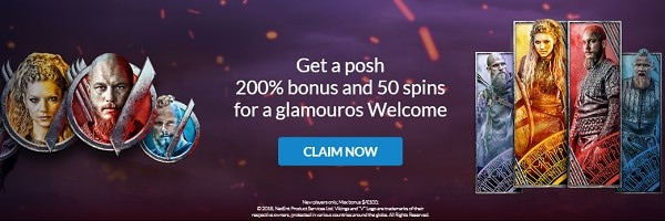 Wild Jackpots Casino 200% welcome bonus and 50 gratis spins for new players