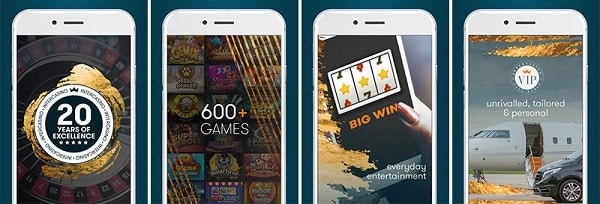 Best slots, live dealer and mobile games at Inter Casino!