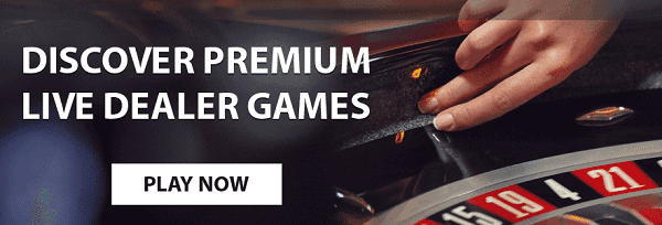 Live Dealer in Online Casino