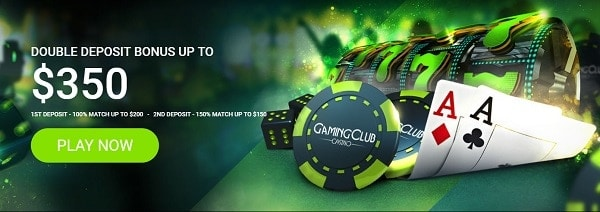 GamingClub.com 30 free spins on Immortal Romance slot