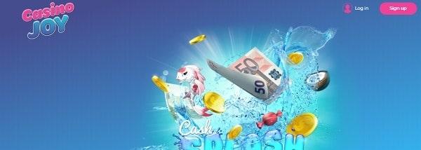 Casino Joy gratis spins