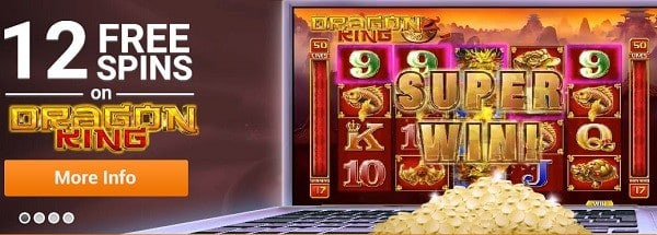 EmuCasino 12 free spins no deposit required!